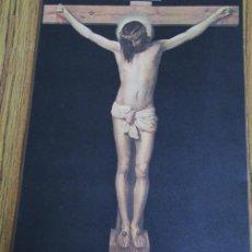 Arte: CRISTO CRUCIFICADO. Lote 43235973