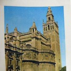 Arte: VISTA DE SEVILLA 1959. Lote 43377457