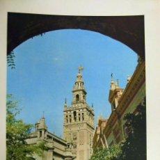 Arte: LA GIRALDA DE SEVILLA 1959. Lote 43377532