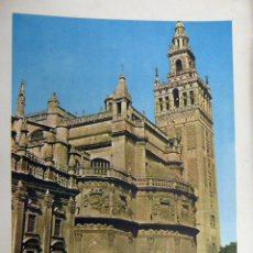 Arte: VISTA DE SEVILLA 1959. Lote 43377588