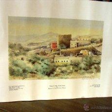 Arte: LAMINA IMPRIMIBLE DE SPENCER W. TART 84 - VITALLE IN ABHA. Lote 43673924