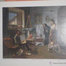 Arte: LA PINTURA COSTUMBRISTA ANDALUZA.-COLECCIÓN DE SEIS REPRODUCCIONES DE ARTISTAS ANDALUCES.VER INFORMA. Lote 45174868