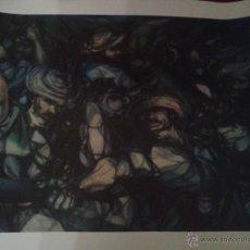 Arte: LAMINA O PRINT DE MUSEO ,MILICIAS CAMPESINAS,COLECCION MUSEO .. Lote 46158796