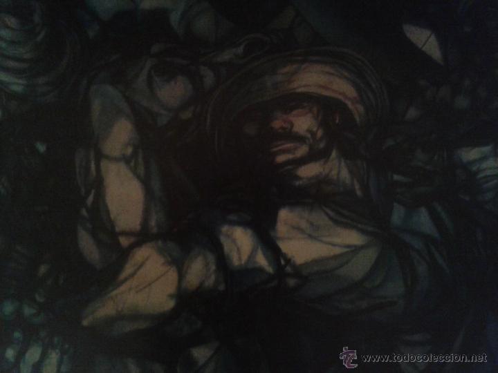 Arte: LAMINA O PRINT DE MUSEO ,MILICIAS CAMPESINAS,COLECCION MUSEO . - Foto 2 - 46158796