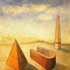 Art: JOSEP MARIA SUBIRACHS (1925-2014) - LAMINA PEGADA A TABLA 40 X 30 - PERIODICO AVUI. Lote 42853891