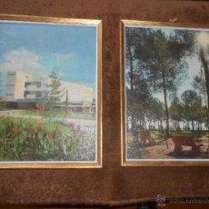 Arte: RESIDENCIA ESCOLAR BELLOCH -LA ROCA DEL VALLÉS-. Lote 46211657
