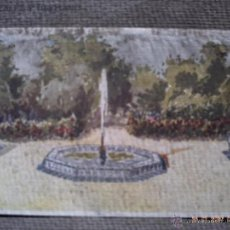 Arte: LÁMINA LETRA D. DE CERÁMICA SEVILLANA DE CARLOS GONZALEZ Y HERMANO. FUENTE, NORMAL CONSERVACION.. Lote 40845441