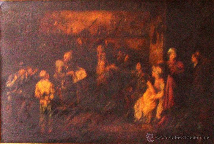 Arte: Medida 35 x 25 cm. - Foto 2 - 47664634
