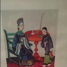 Arte: ARTE CHINO-LAMINA V. Lote 47899705