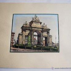 Arte: MADRID. 1952. PUERTA DE TOLEDO.. Lote 49961850