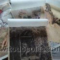 Arte: INTERPRETACIONES SOBRE EL QUIJOTE 12 BONITAS LAMINAS -COMPLETO. Lote 50411644