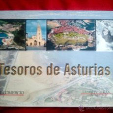 Arte: 31 LAMINAS DE TESOROS DE ASTURIAS. Lote 145501986