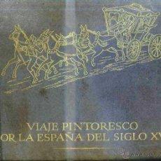 Arte: VIAJE PINTORESCO POR LA ESPAÑA DEL SIGLO XVIII - CARPETA CON 12 GRABADOS (GEIGY, 1958). Lote 51492067