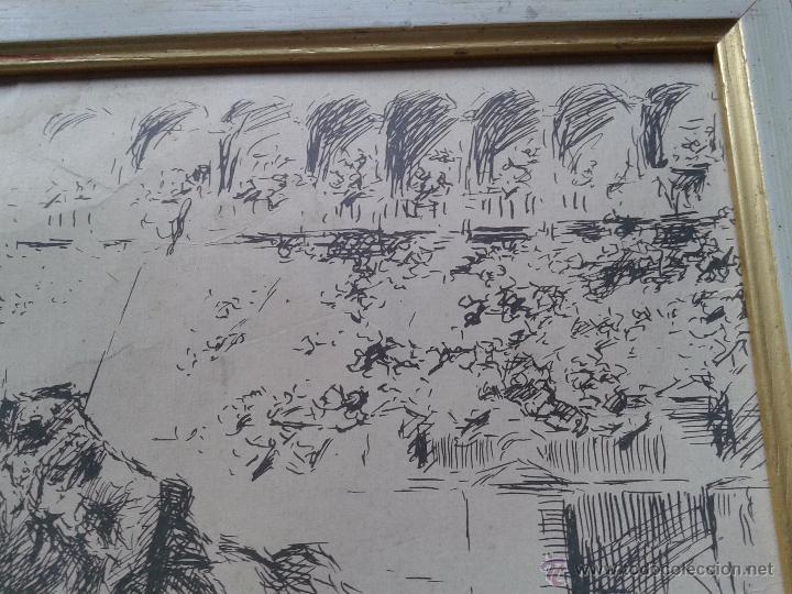 Arte: LÁMINA DE CORRIDA DE TOROS DE ANTONIO CASERO. MADRID 1965 - Foto 6 - 191861920