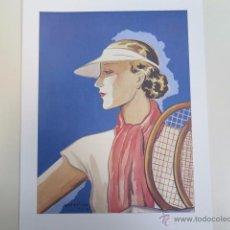 Arte: COLECCIÓN COMPLETA 12 LÁMINAS. JOYAS DE BLANCO Y NEGRO. ABC. Lote 53426272
