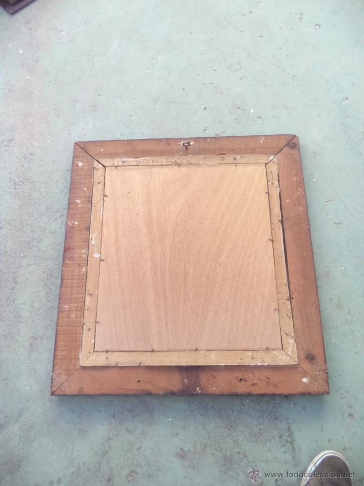 Arte: antiguo marco con retrato - Foto 2 - 54081041