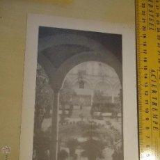 Arte: COLECCION SEVILLA CALLES Y RINCONES . LAMINA CON IMAGEN DE SEVILLA IDEAL PARA ENMARCAR . Lote 54833835