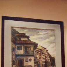 Arte: S.PASCUAL TEJERINA LAMINA ENMARCADA. Lote 55934965