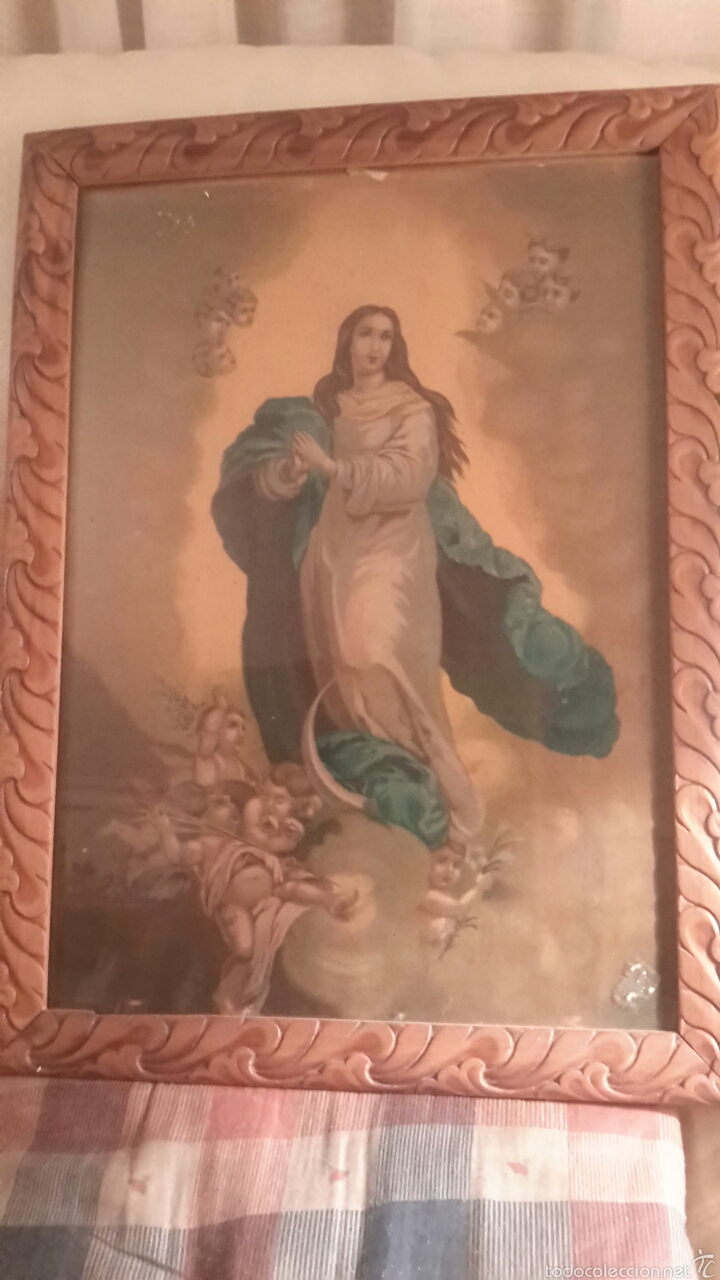 CUADRO (Arte - Láminas Antiguas)
