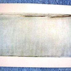 Arte: LAMINA 24X17 CMS - MUSEO ARTE ABSTRACTO ESPAÑOL CASAS COLGADAS, CUENCA. Lote 56731767