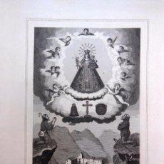 Arte: NTRA SRA DE NURIA. PUIGCERDÁ POR J DIUMENGE. . Lote 56939135
