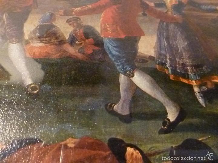 Arte: lamina con marco de caoba - Foto 4 - 57252884