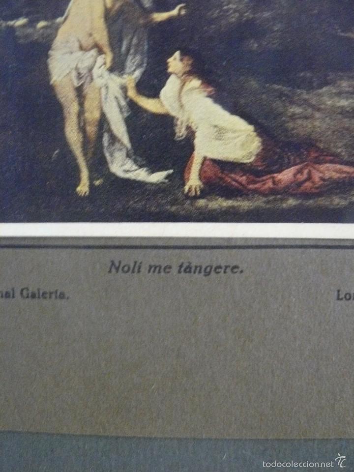 Arte: LAMINA - TIZIANO - NOLI ME TANGERE - Foto 3 - 57257776