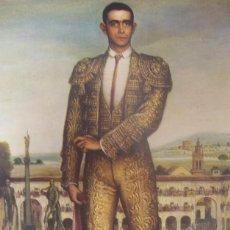 Arte: JULIO ROMERO DE TORRES - MACHAQUITO - LAMINA - MEDIDAS 27,5 X 40. Lote 57495736