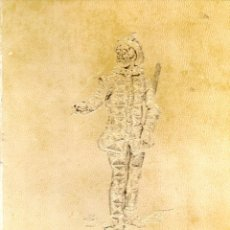 Arte: MARQUERIE : LA COMEDIA DEL ARTE II - CARPETA DE 40 LÁMINAS. Lote 58364718