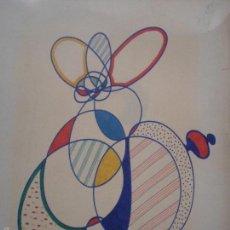 Arte: PAR DE LAMINAS FIRMADAS CHINILLACH 73. Lote 58371439