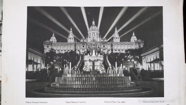 Arte: Lote de 44 láminas. Fotografia. Exposición Internacional de Barcelona. Año 1929 - Foto 2 - 59776712