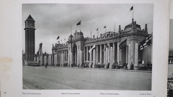 Arte: Lote de 44 láminas. Fotografia. Exposición Internacional de Barcelona. Año 1929 - Foto 3 - 59776712