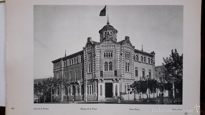 Arte: Lote de 44 láminas. Fotografia. Exposición Internacional de Barcelona. Año 1929 - Foto 4 - 59776712