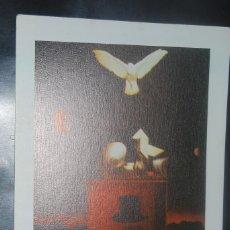 Arte: VIDAL JIMENEZ - SINTESIS DEL ABSURDO - LAMINA / LITOGRAFIA - 24X17CM. AÑOS 80. Lote 67181553