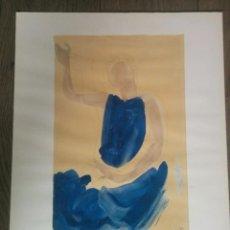 Arte: ARTE LAMINA ORIGINAL AUGUSTE-RODIN (1840/1917). Lote 68468445