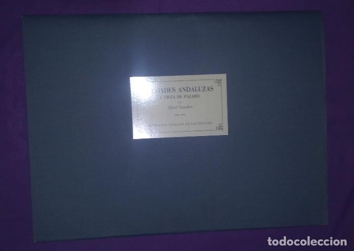 Arte: CIUDADES ANDALUZAS A VISTA DE PAJARO. - Foto 2 - 68610609