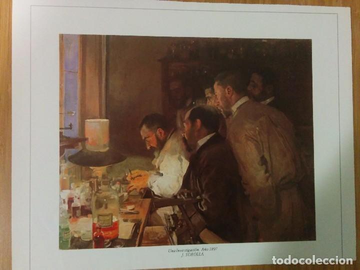Arte: LAMINA JUAQUI SOROLLA 1897 - Foto 3 - 103673031