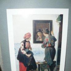 Arte: ANTIGUA LÁMINA - THE MIRROR - CATHERINE BISSHOP - . Lote 73702895