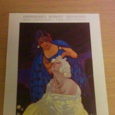 Arte: CARTEL LÁMINA ARTE MODERNISTA 1928. Lote 75003491