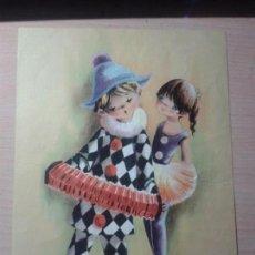 Art: LÁMINA MOTIVO INFANTIL AÑOS SESENTA - ILUSTRACIÓN DE GALLARDA. Lote 82501108