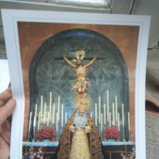 Kunst - 32 x 23 cm gran lamina fotografia semana santa sevilla virgen del patrocinio - 83161816