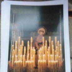 Kunst - 32 x 23 cm gran lamina fotografia semana santa sevilla virgen del valle - 83163884