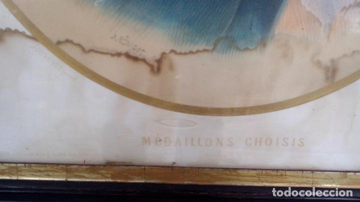 Arte: JESUCRISTO CON CALIZ - LAMINA ANTIGUA - A.PINGOT - PRINCIPIOS DE 1900 ........... ZXY - Foto 2 - 85096860