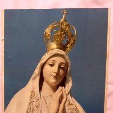 Arte: LAMINA VIRGEN. AÑOS 50-60.. ENVIO INCLUIDO EN EL PRECIO.. Lote 87446872