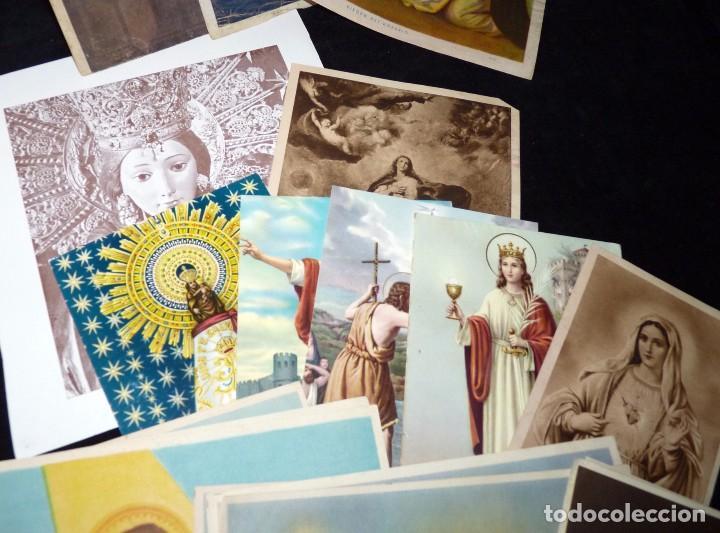 Arte: LOTE DE 195 LÁMINAS. VARIOS TEMAS Y TAMAÑOS. AÑOS 50 - Foto 17 - 90378312