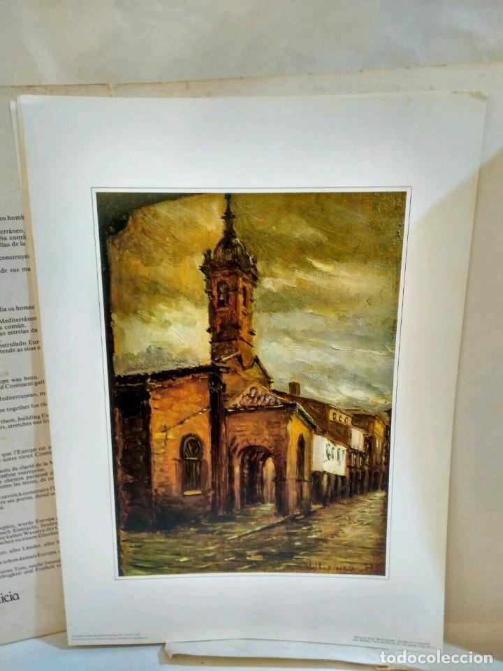 Arte: XUNTA DE GALICIA - CARPETA CON 6 LAMINAS - AÑO SANTO COMPOSTELANO 1982 - Foto 4 - 94321030