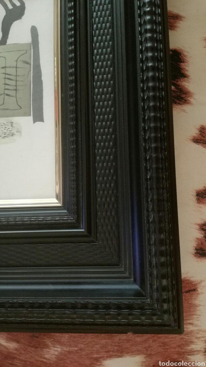 Arte: Marco de madera tallada - Foto 3 - 94443423