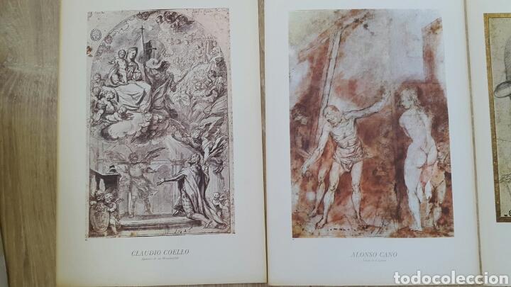 Arte: 15 LÁMINAS GRANDES PINTORES. RAFAEL, MIGUEL ANGEL, MURILLO, VELAZQUEZ, ETC - Foto 2 - 95212326