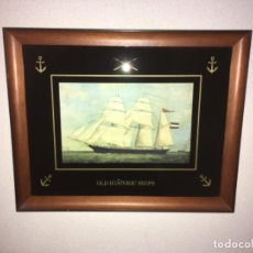 Arte: OLD HISTORIC SHIPS. Lote 100435515