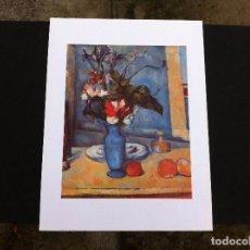 Arte: LÁMINA PAPEL GRUESO. 40 X 30CM. (EDICIONES JAPIZUA) . Lote 103670983